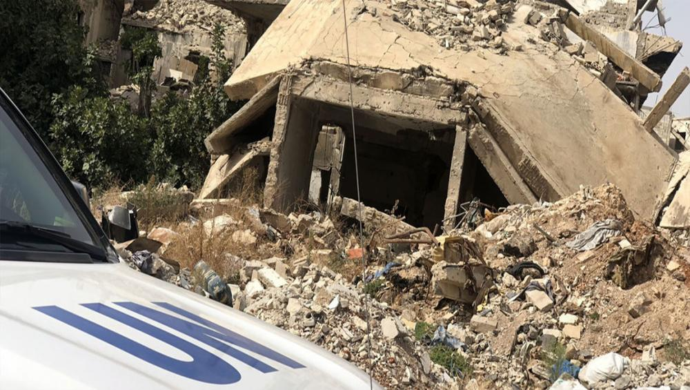 Syria: Ease suffering, save lives, UN Emergency Relief Coordinator tells Security Council