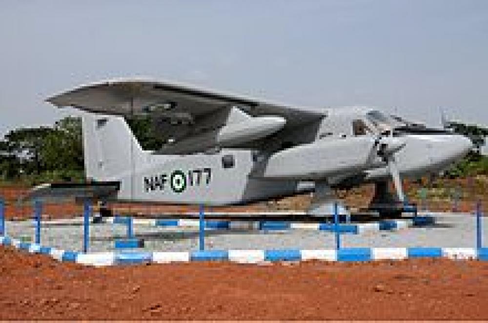 Nigerian Air Force repels attacks, kills 5 gunmen in northwestern state: spokesman