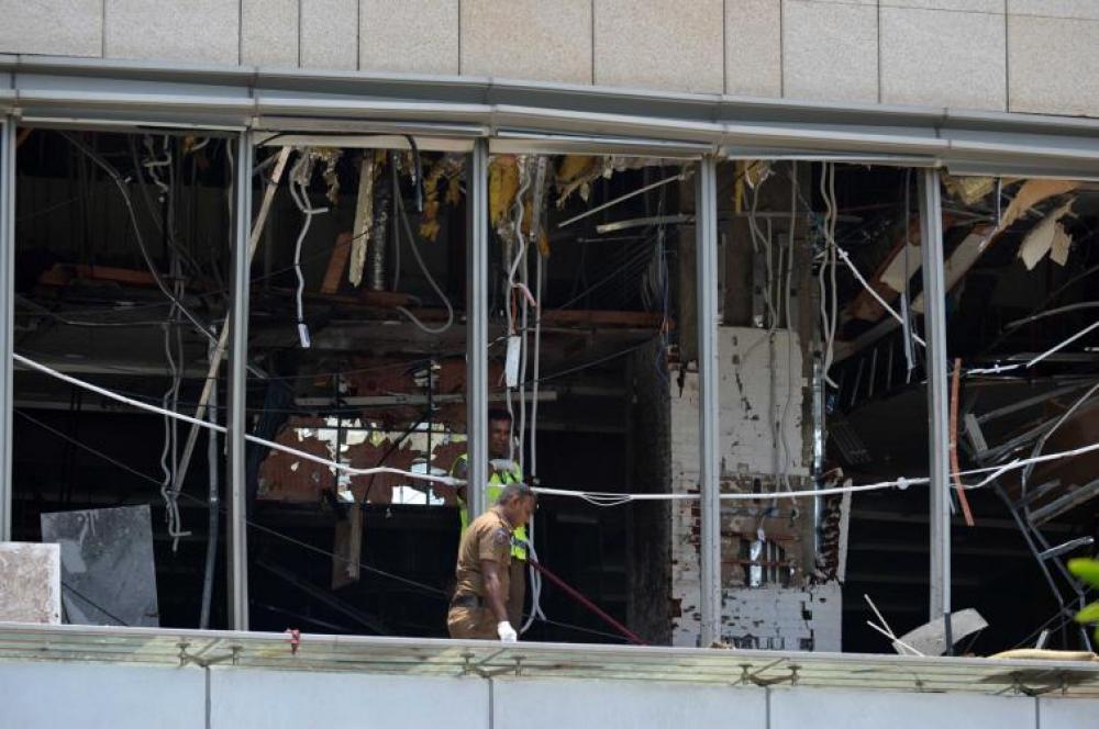 ISIS claims responsibility for Sri Lanka blasts