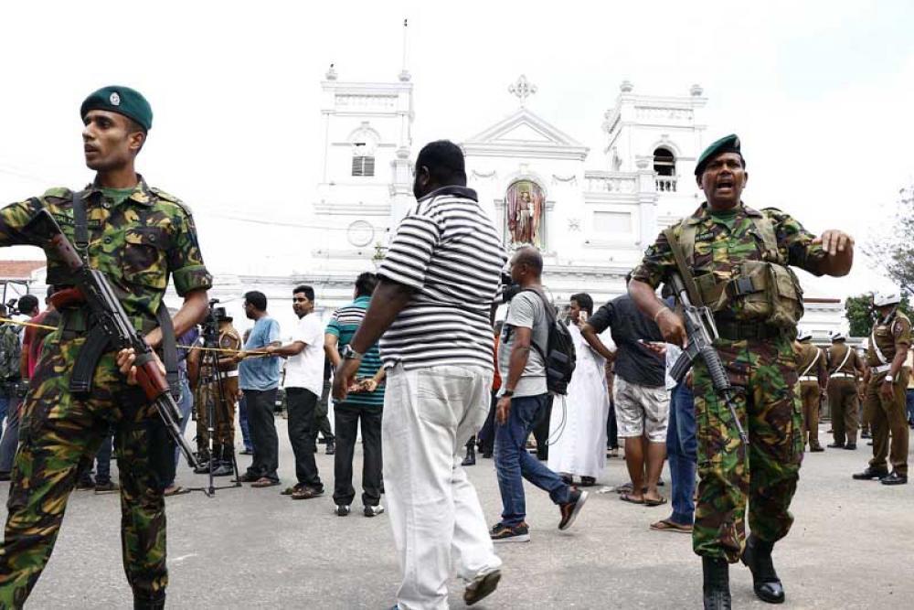 Sri Lanka blasts: Death toll touches 290