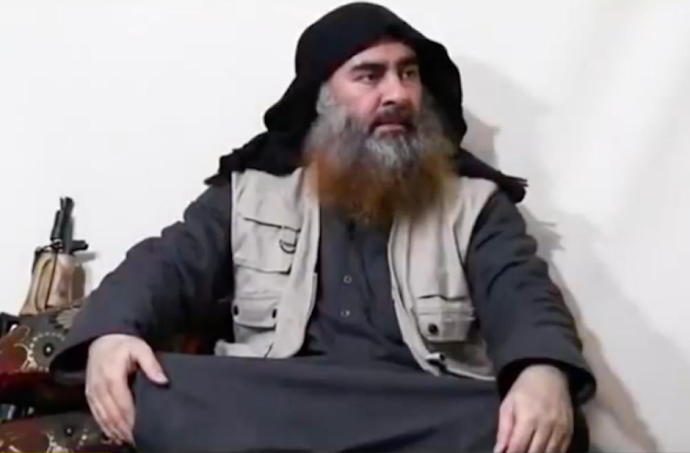 Islamic State 'leader' al-Baghdadi appears in first video since 2014, refers to Lanka attacks