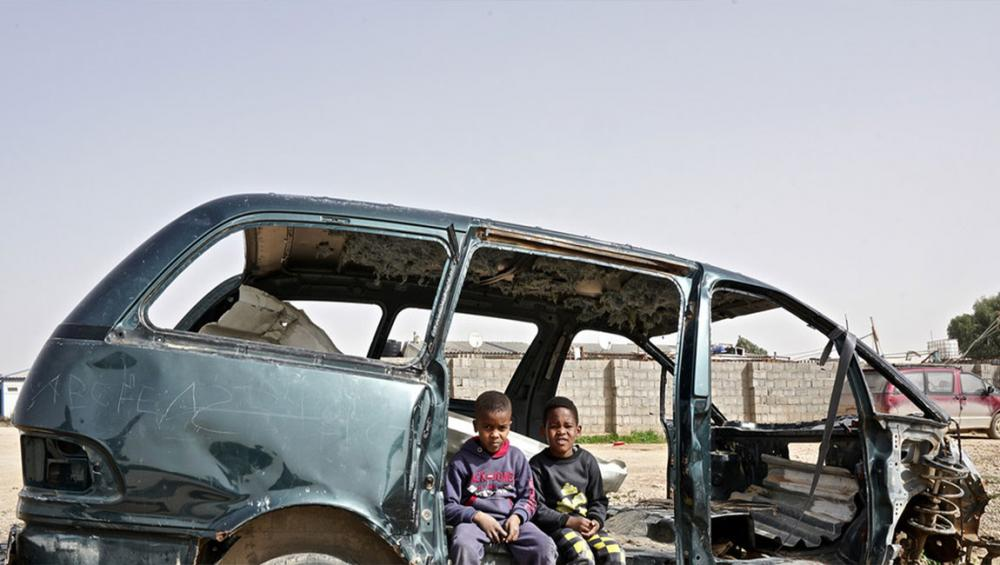Deadly airstrikes and drone hits displace thousands of civilians in Libya oasis town