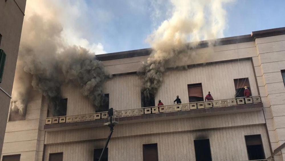 Libya: 'Substantial civilian casualties' in Derna, UN humanitarian chief 'deeply concerned'
