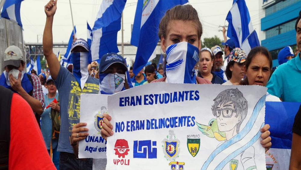 Nicaragua 'crisis' still cause for concern amid murder, torture allegations: Bachelet