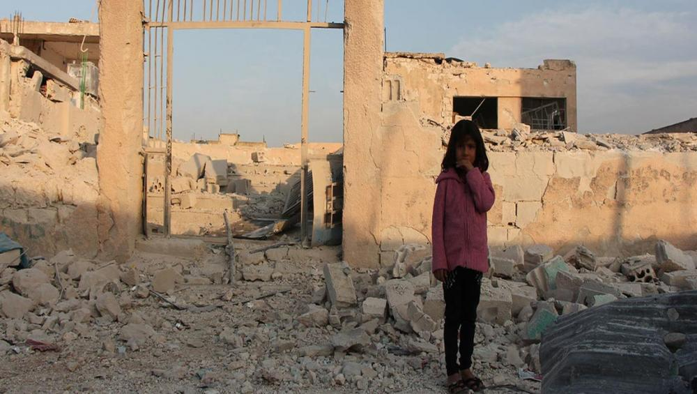 Killing of aid worker in Syria part of 'disturbing trend'