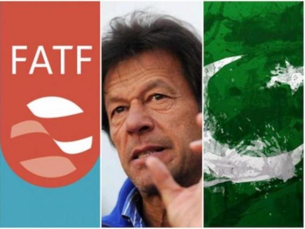 Pakistan making desperate attempts to misleadterror financing watchdog FATF  as Oct deadline nears