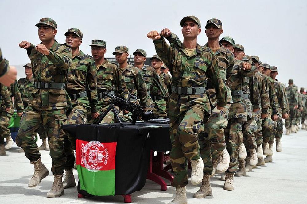 Afghan army defuses 4,776 improvised bombs, landmines in six months