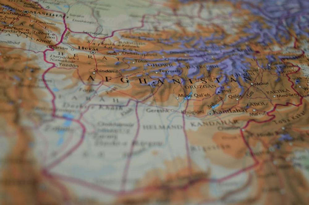 Landmine blast rocks Afghanistan, no casualty