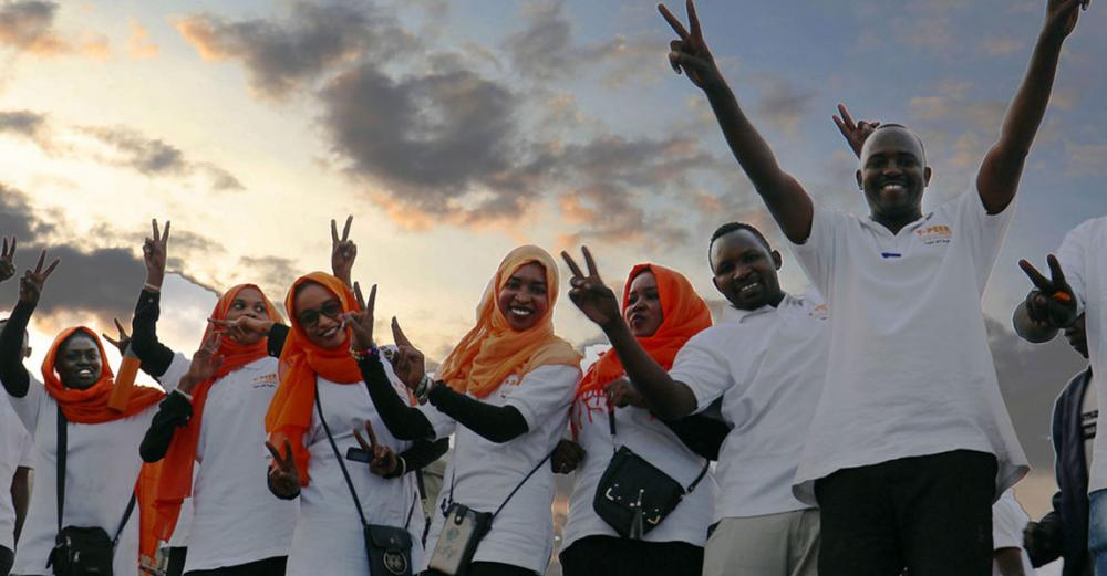 $1.8 billion pledged to assist Sudan's people on the road to peace and democracy