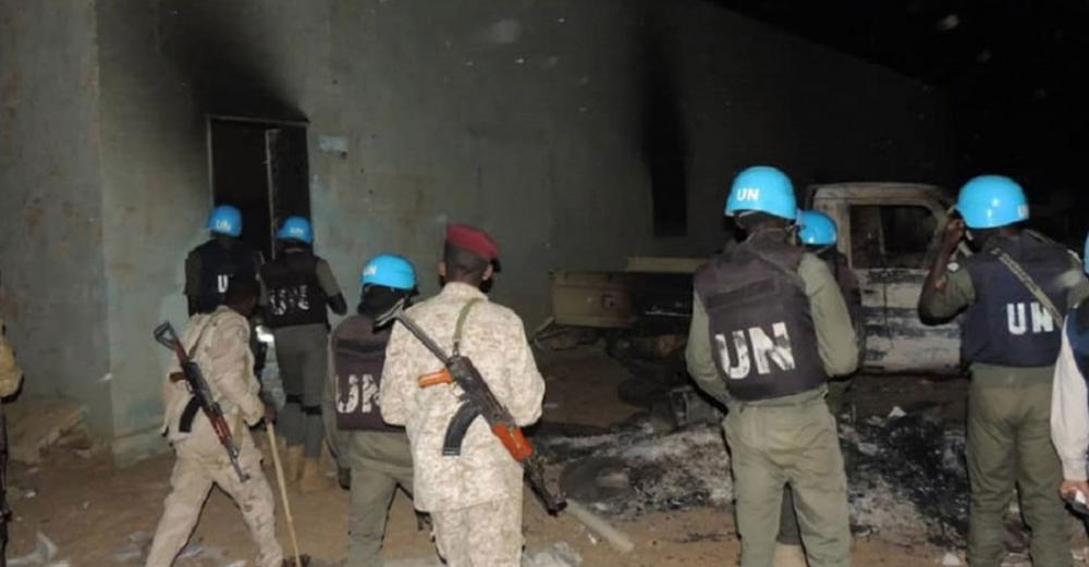 UN-African Union mission working to restore calm after recent Darfur violence