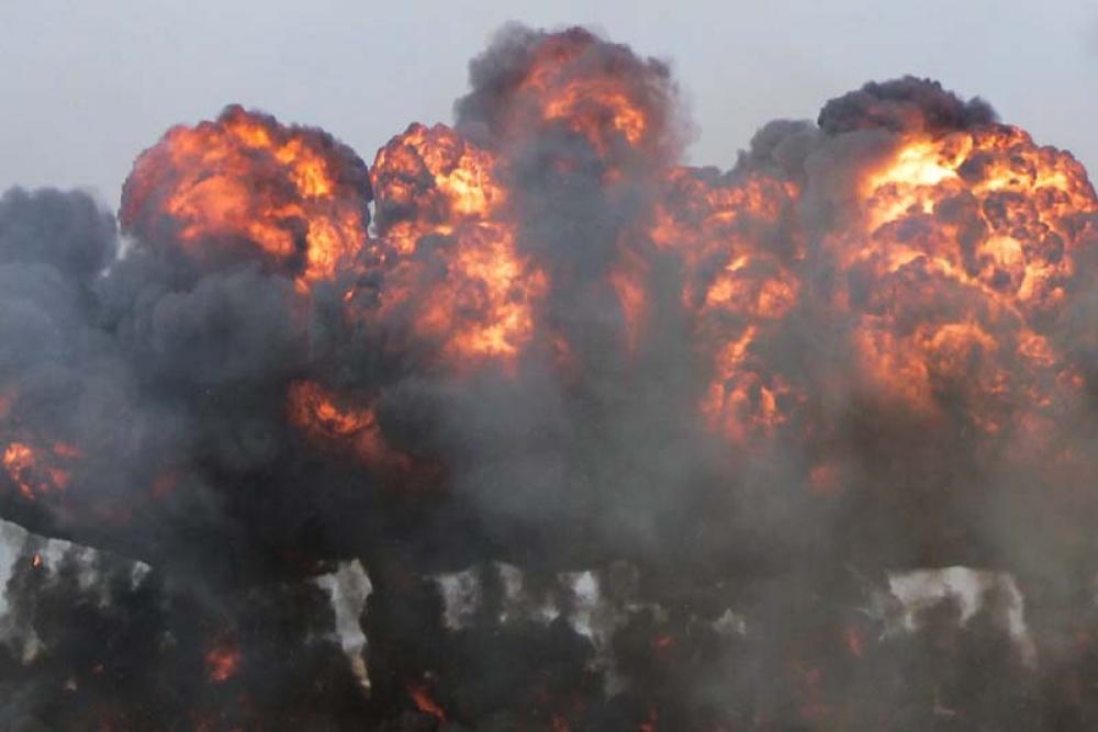 Pakistan: Blast rocks Chaman city, 5 killed