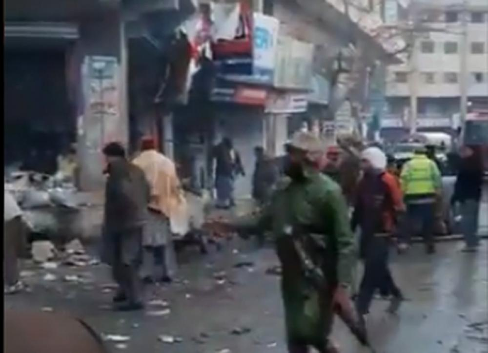 Pakistan: Blast hits Quetta, 7 hurt