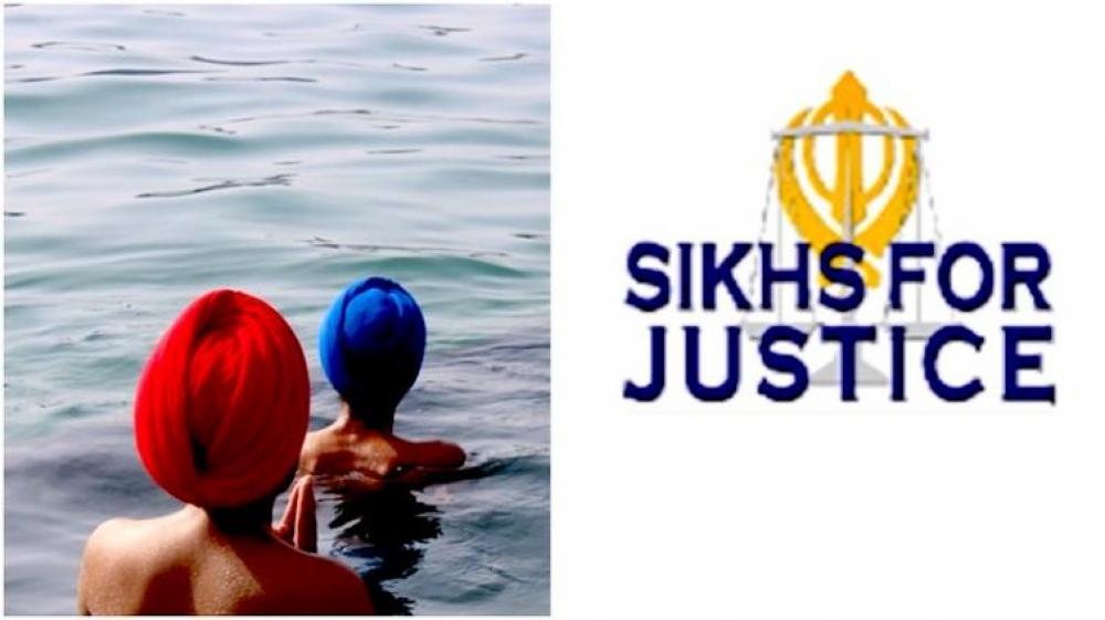 Pro-Khalistan Sikhs For Justice