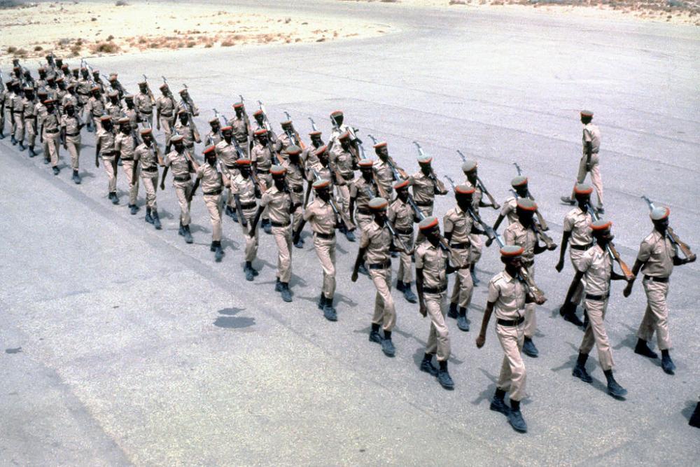 Somali army kills 16 al-Shabab militants in southern region