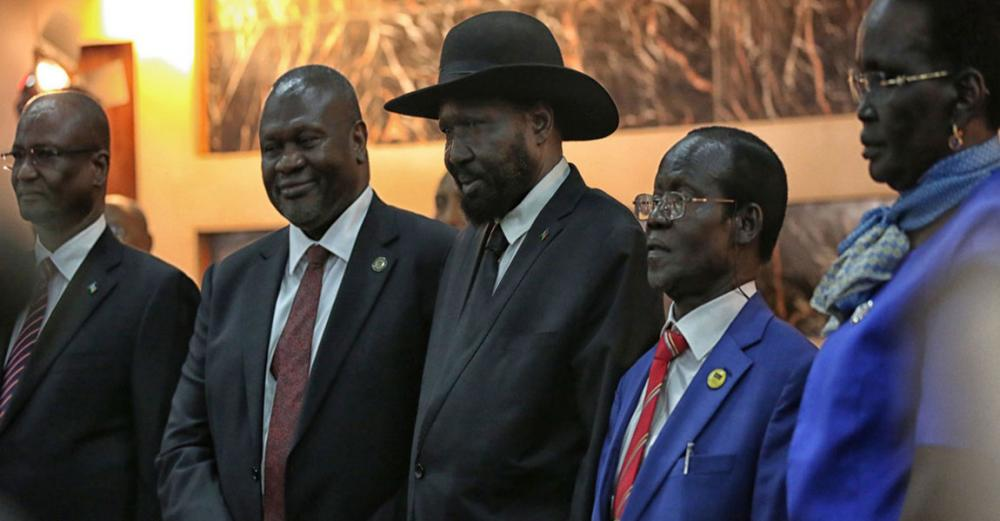 Deadlock broken, South Sudan on road to 'sustainable peace', but international support still key