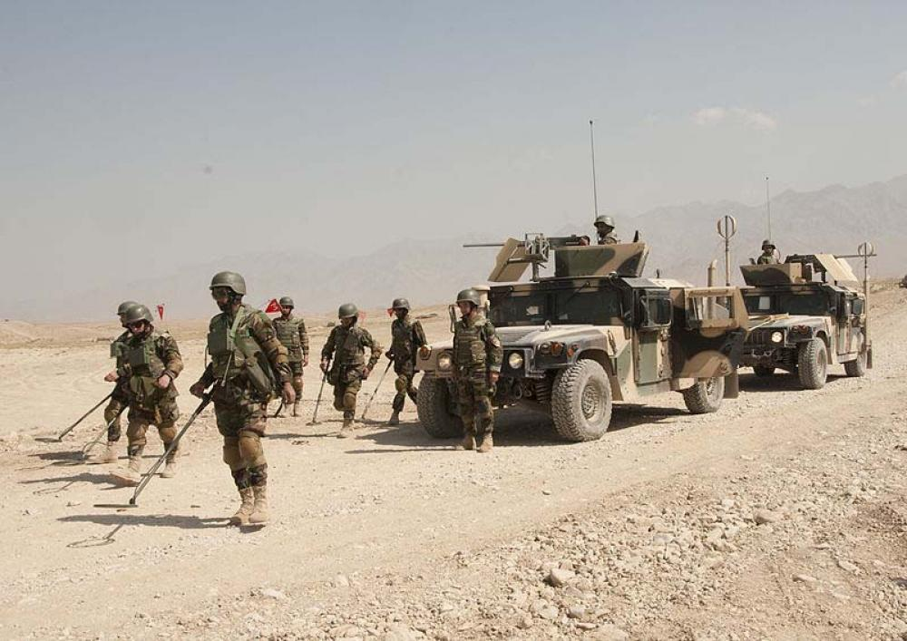 Afghanistan: Blast in Nangarhar province leaves two ANA soldiers hurt