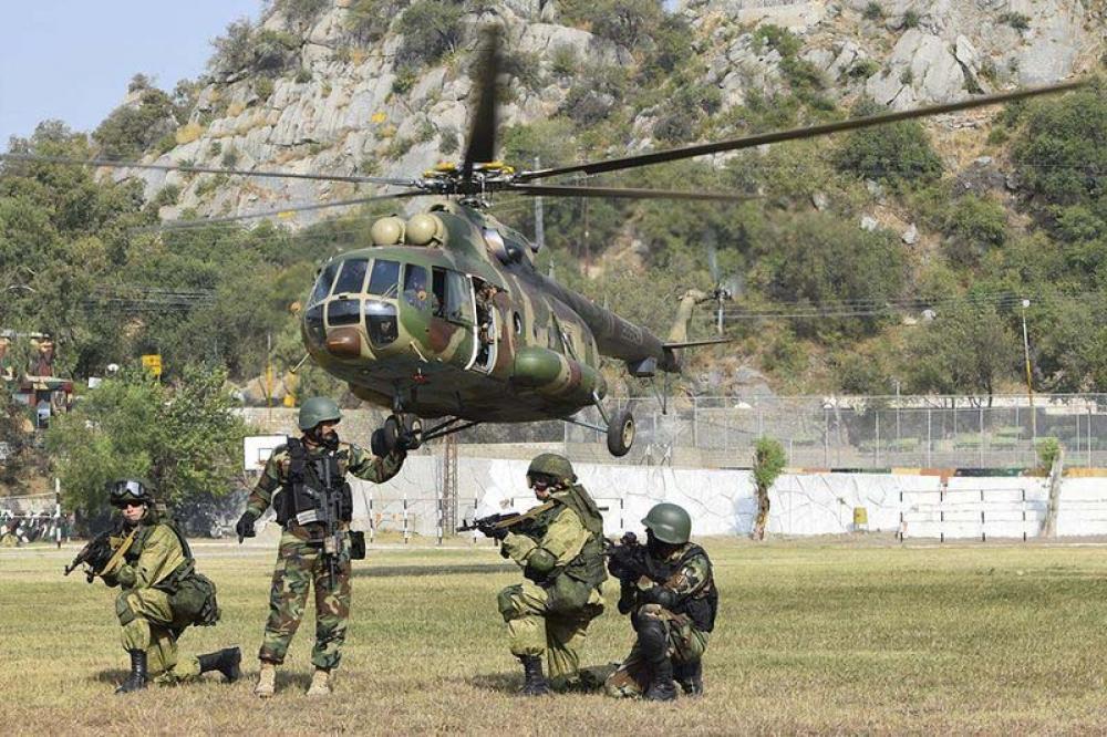 Pakistan: Six terrorists killed in Kurram