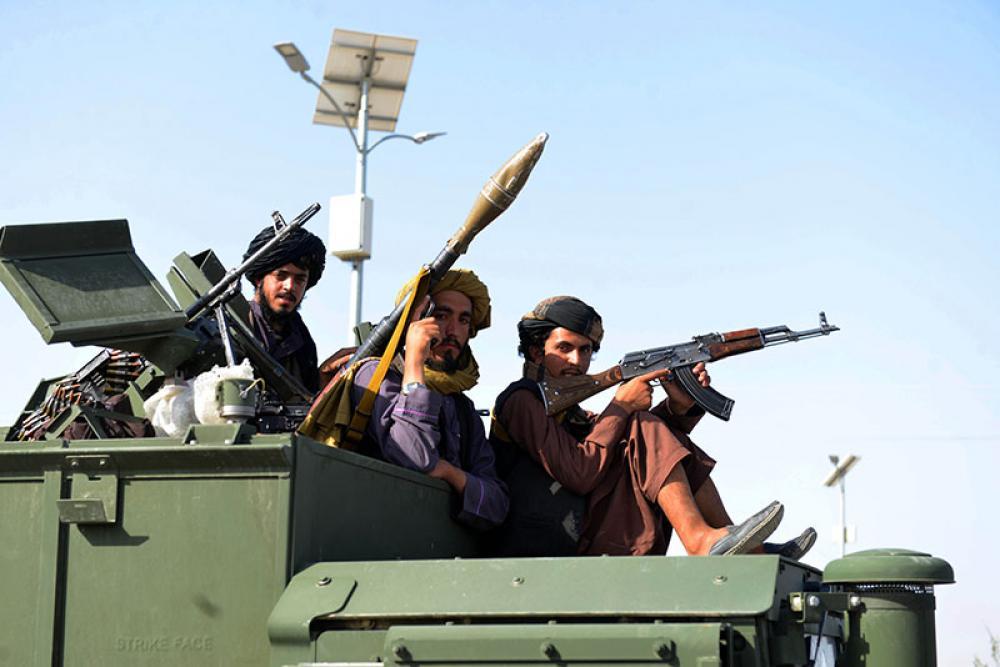 China promised to maintain embassy in Kabul, increase humanitarian aid, says Taliban