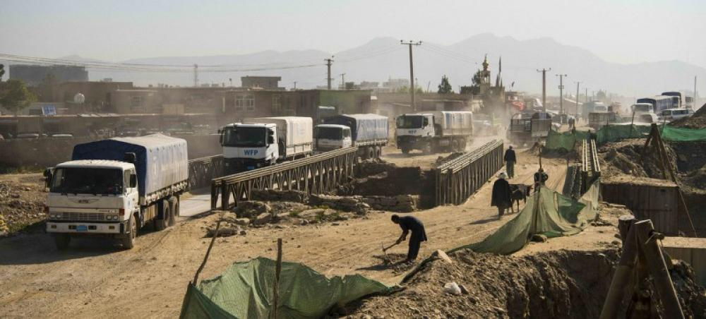 Afghanistan crisis: Food supply for millions could run out this month