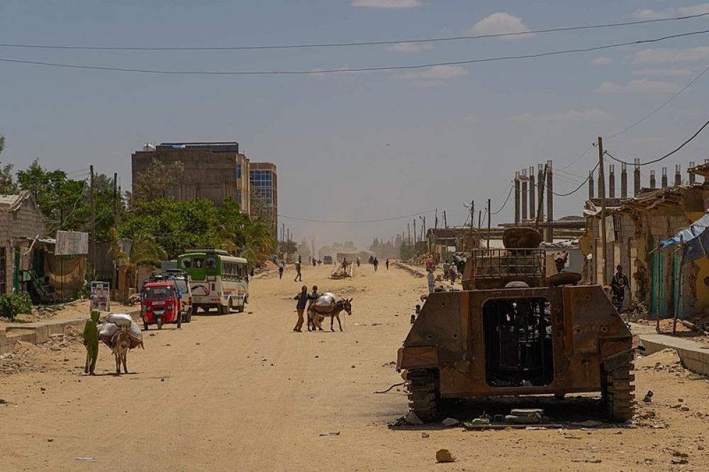 Tigray rebels kill over 120 civilians in Ethiopia