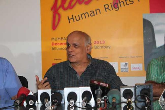 Human Rights Filmfest debates LGBT issue