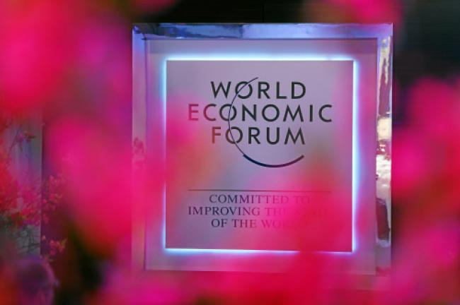 WEF Annual Meeting 2014