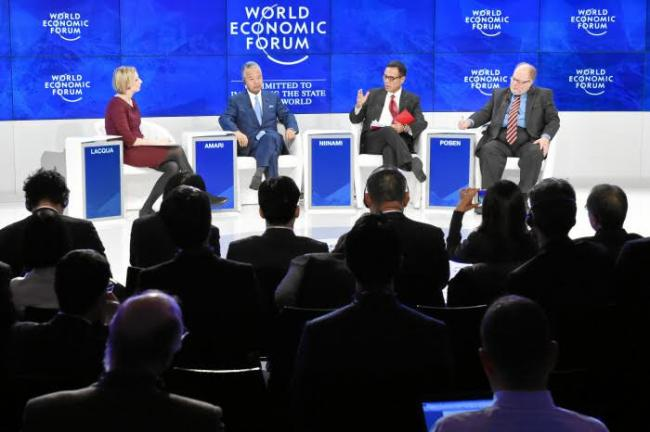 World Economic Forum: Glimpses