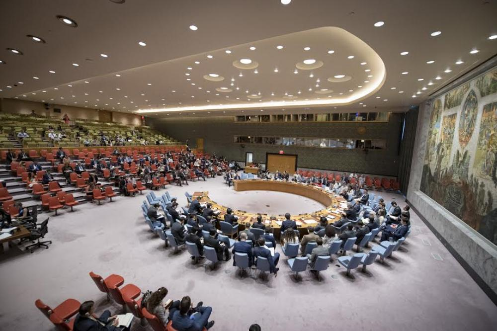 Security Council emergency meeting on latest missile test by DPRK