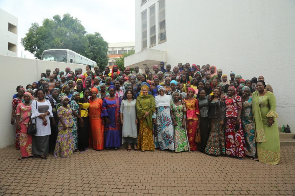 Deputy Secretary-General visits Nigeria