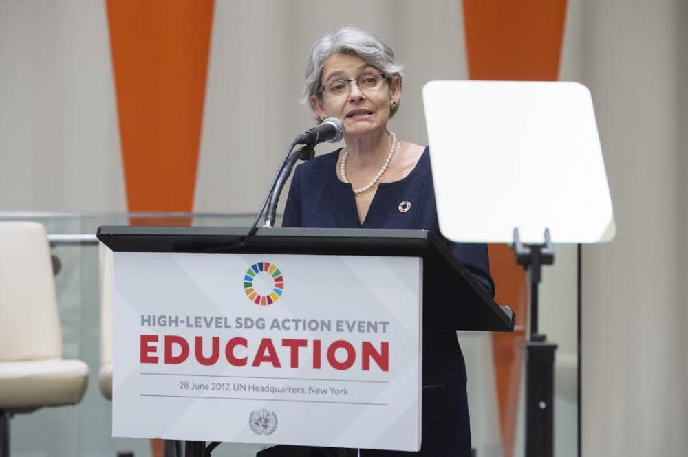 General Assembly High-level SDG Action Event on Education