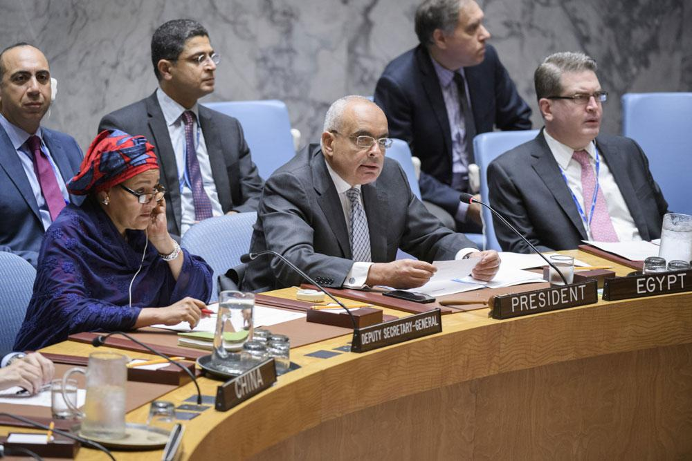 Security Council considers peace and security in Africa