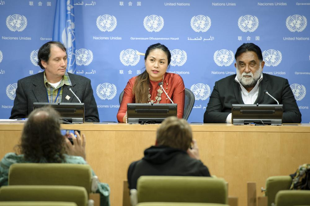 Briefing on Outcomes of 16th Session of UN Permanent Forum on Indigenous Issues