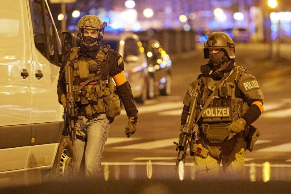 Vienna terror attack