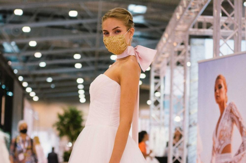 European Bridal Week trade fair in Essen, Germany