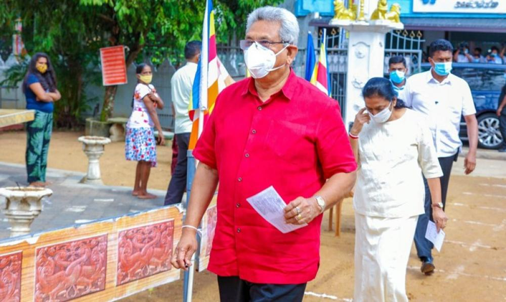 Parliamentary Elections in Colombo