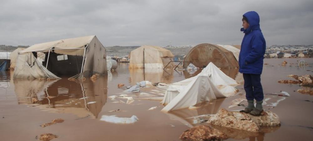 'No respite' for civilians in Syria, UN officials urge international support