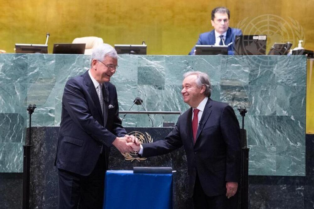 In Images: The day at UN (Jun 18, 2021)