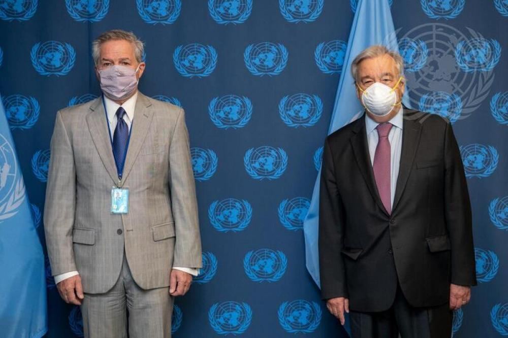 In Images: The day at UN (Jun 22, 2021)