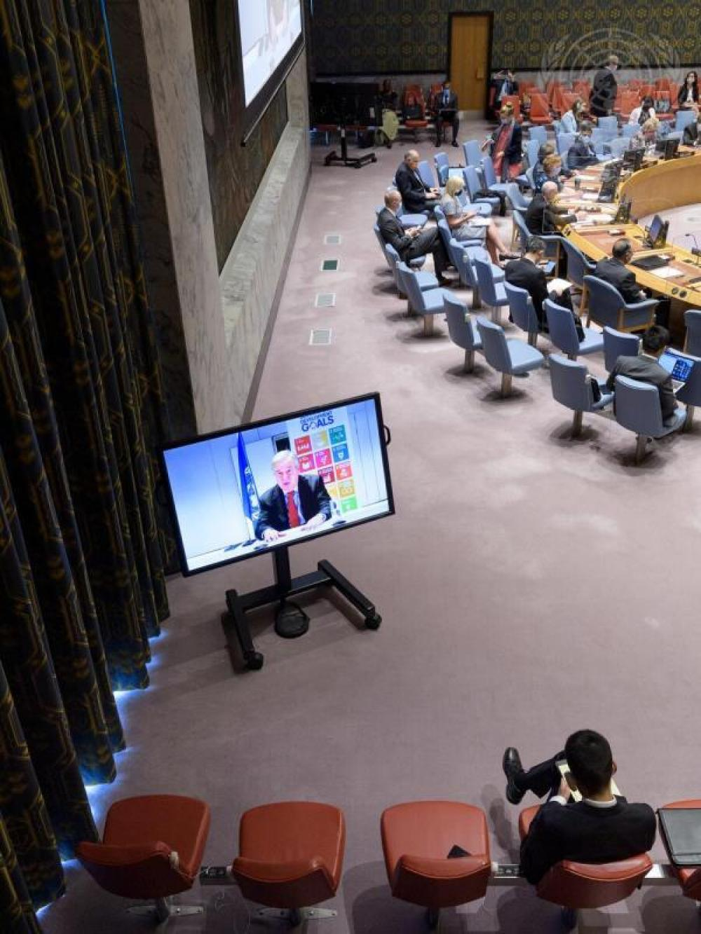 In Images: The day at UN (Jun 23, 2021)