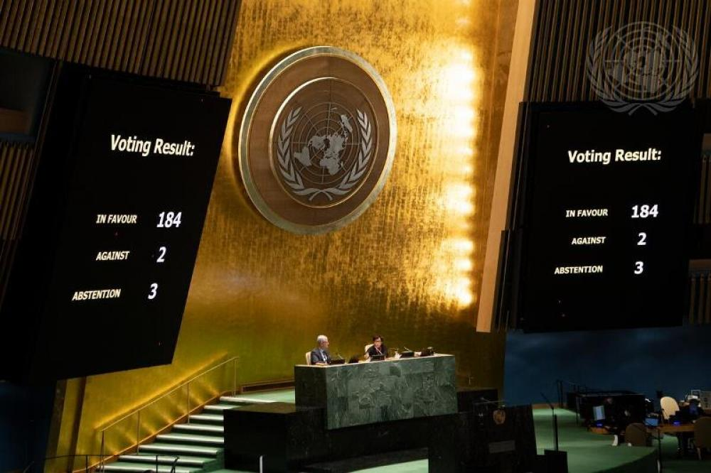 In Images: The day at UN (Jun 23, 2021) USA,Cuba