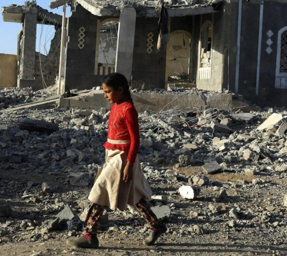 Guterres welcomes Saudi peace initiative to end fighting in Yemen