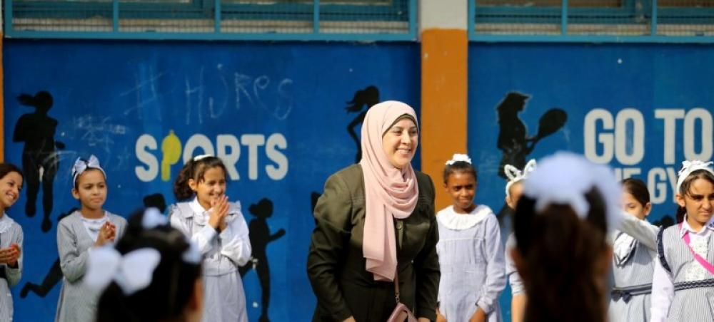 UNRWA chief reports on despair and hope among Palestinians, as US announces $150 million in aid