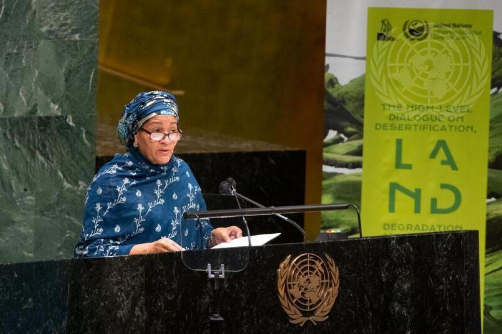 General Assembly Holds High-level Dialogue on Desertification, Land Degradation and Drought