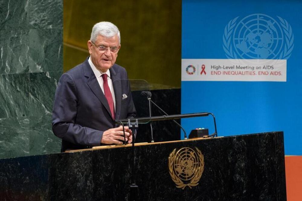 General Assembly Holds High-Level Meeting on HIV/AIDS