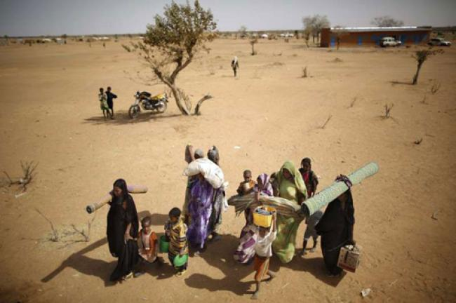 2013 witnessed highest levels of forced displacement: UN