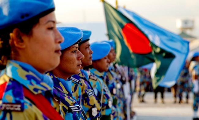 UN Police seeks women officers to meet challenges