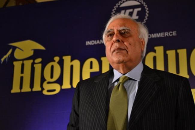 Parliament can take up 377: Sibal