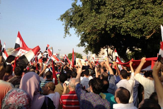 Egypt: Ban concerned over anti-demonstrations law