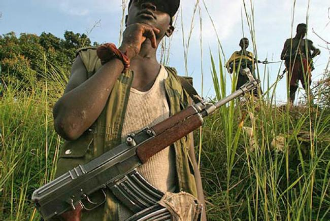 UN concerned about child recruitment in DR Congo
