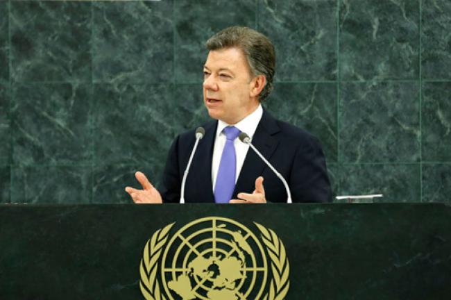 Colombia: UN welcomes female negotiators for peace talks